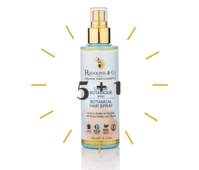 Pre-Order: Botanical Hair Spray 5+1