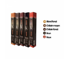 Haar Mascara 6 Dark Blond